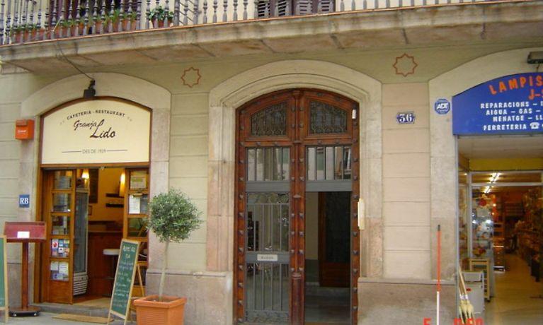 Hotel Sant Joan Terraza Barcelona